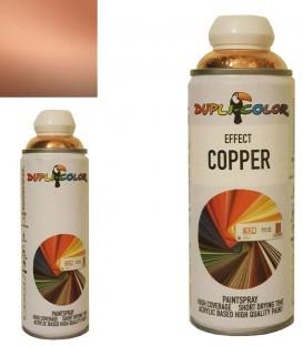 اسپری رنگ مسی براق حجم 400 رنگ اکریلیک دوپلی کالر
