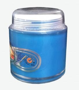 رنگ آبی صدفی اکریلیک نیوکالر 200 گرم