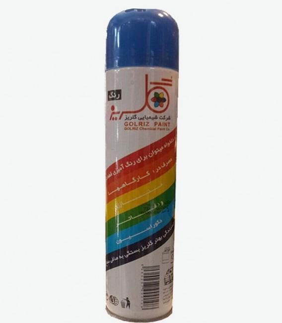 اسپری رنگ آبی گلریز رنگ روغنی فروشگاه اینترنتی ابزارما