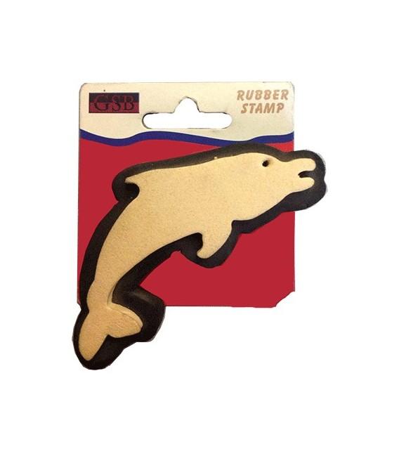 استمپ پتینه طرح دلفین GSB
