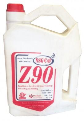 چسب آب بندی NSG Z90 چهار لیتری