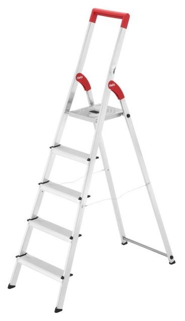 نردبان 5 پله آلومینیومی هایلو سری hailo L50
