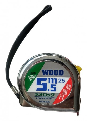 متر وود تایوانی 5.5 متری RRA5525 WOOD