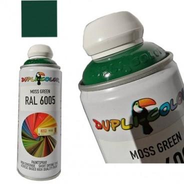 اسپری رنگ سبز خزه ای دوپلی کالر MOSS GREEN RAL 6005